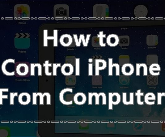 Control iPhone from Computer