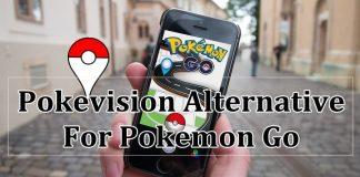 pokevision alternatives 2018