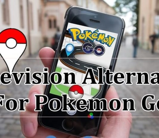 pokevision alternatives 2018