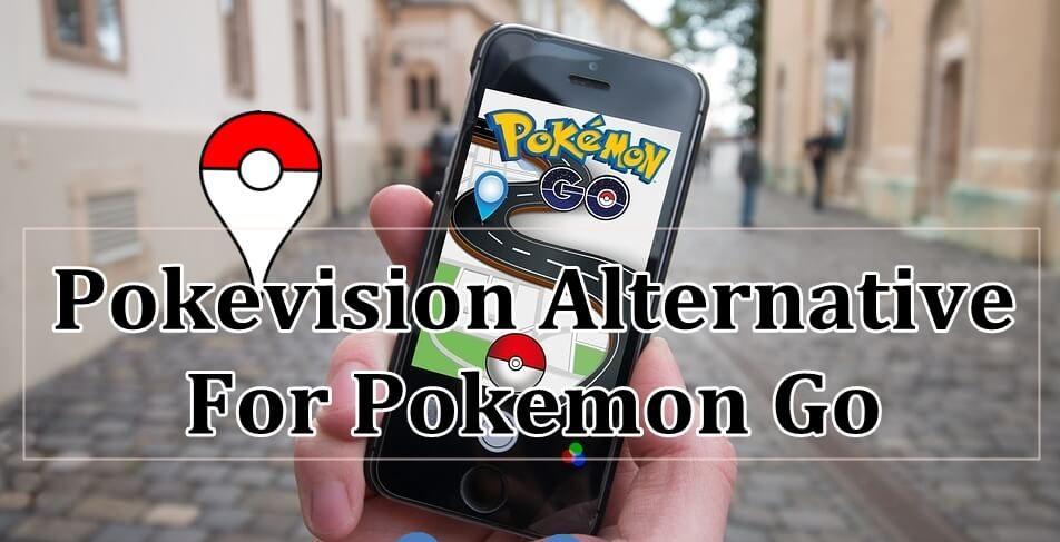 pokevision alternatives 2020
