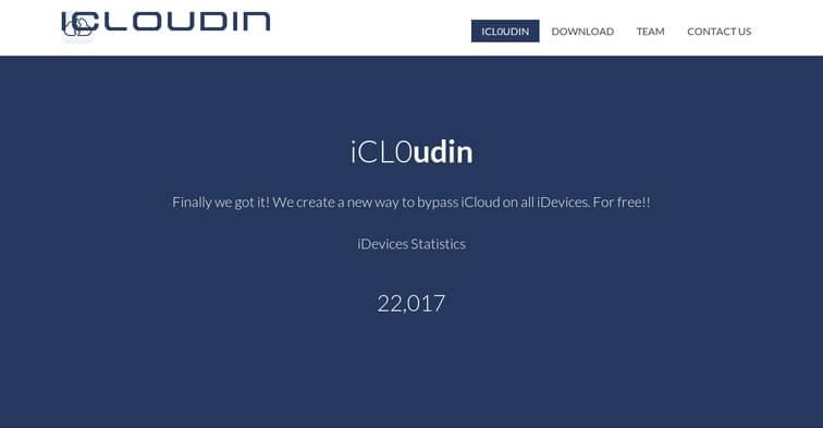 icloudin icloud byoass tool