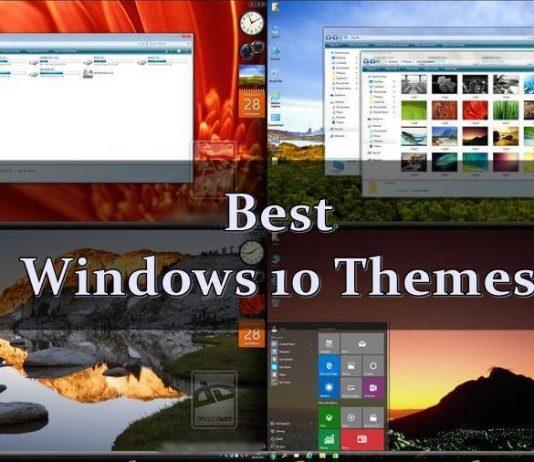 best windows 10 themes 2018