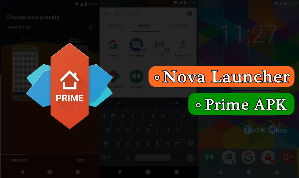 Nova Launcher Prime Apk Download Latest Version