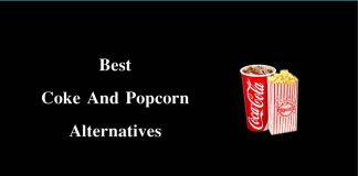 Coke and Popcorn Alternatives