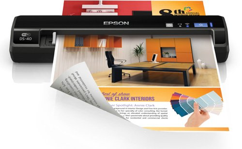 epson workspace ds 40
