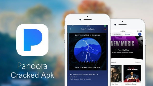 Download Pandora Cracked Apk 2018 Latest Version