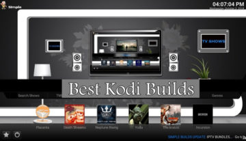Best Kodi Builds (100% Working) 2019 With No Buffering