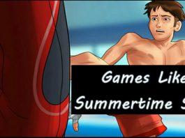 games like summertime saga 2020