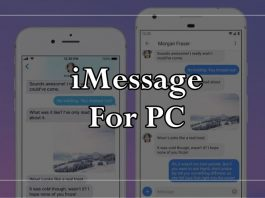 iMessage For PC
