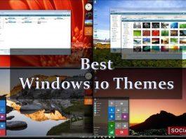 best window 10 themes 2020