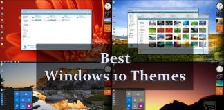 best window 10 themes 2020
