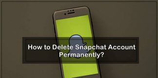 How to Delete Snapchat Account?