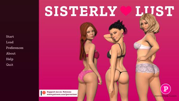 sisterly lust walkthrough