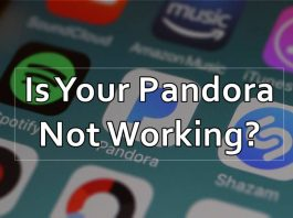 Fix Pandora Not Working