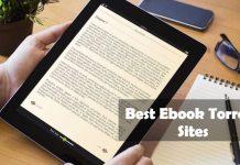 best ebook torrent sites