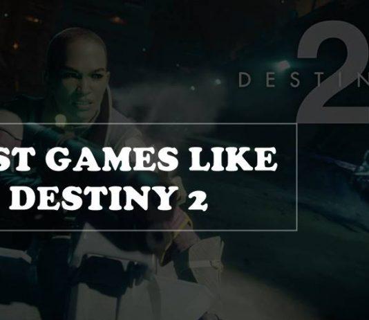 games like destiny 2
