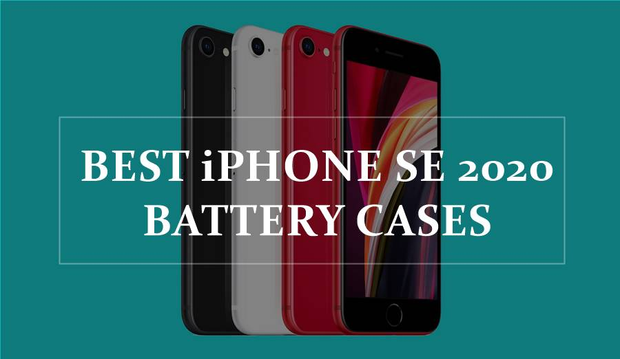 iphone se 2020 battery cases