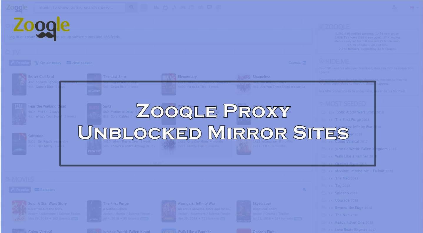 zooqle proxy