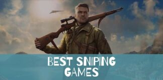 Best Sniping Games of 2021