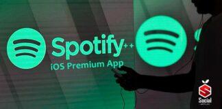 Spotify++ iOS Premium App