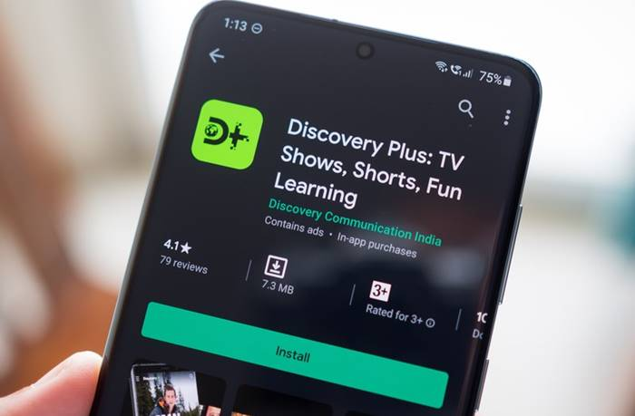 discovery plus mod apk