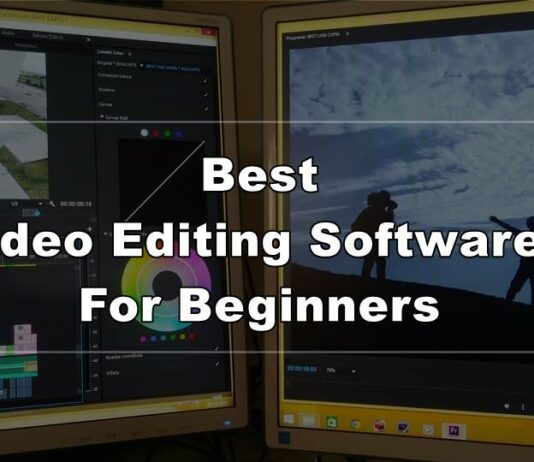 Best Video Editing Softwares for Beginners