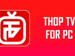 thop tv for pc