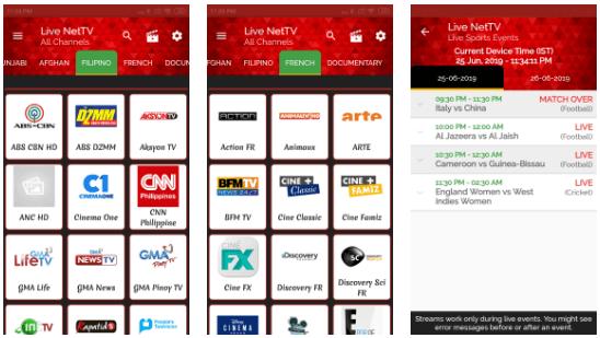 Live TV Net
