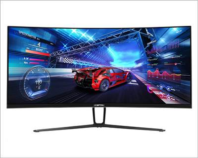 Sceptre 35 Inch Curved UltraWide 21-9 LED Creative Monitor