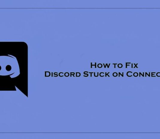 How to Fix Problem Discord Stuck on Connecting