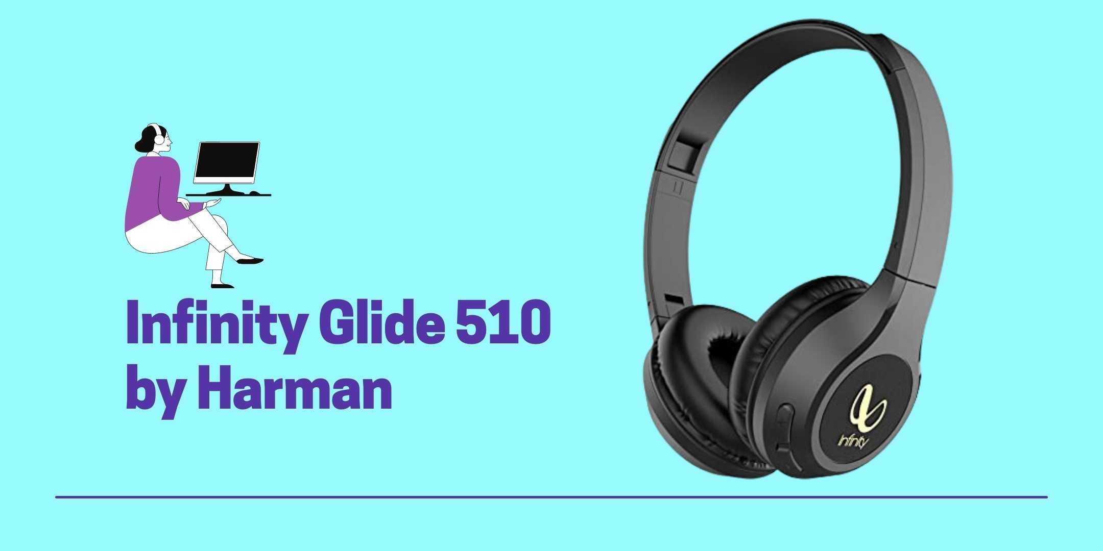 Infinity Glide 510 by Harman