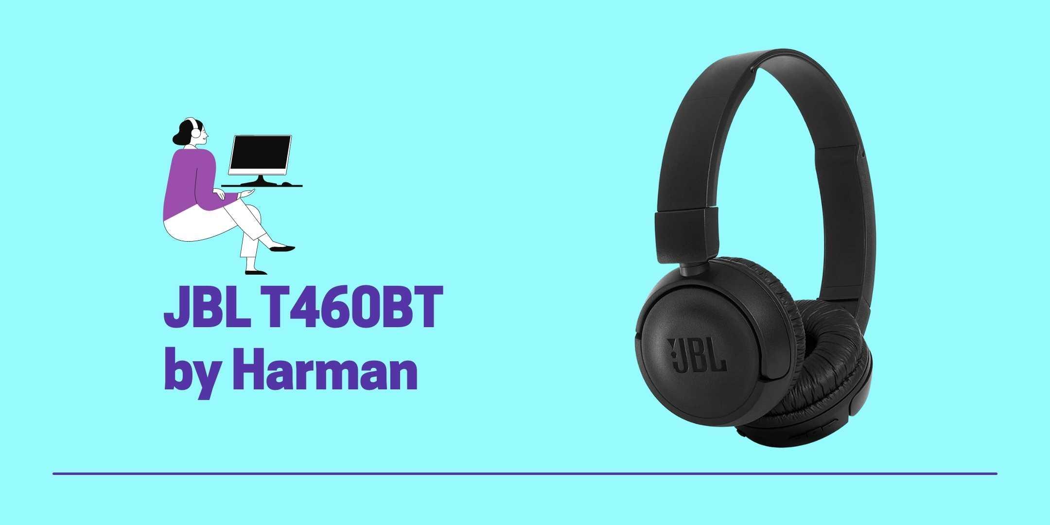 JBL T460BT by Harman