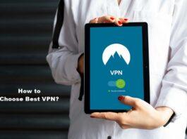 how to choose best vpn